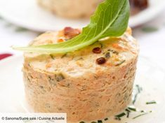 Quick Salmon Terrine - Recipes - Miller is Home Asian Fish Recipes, Recipes With Fish Sauce, Whole30 Fish Recipes, White Fish Recipes, Easy Fish Recipes, Quick Recipes, Taco Bell Recipes, Meat Recipes, Strudel