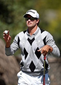 Adam Scott - Australian Masters - Day 2