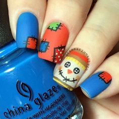 45 Pretty Thanksgiving Nails Art Designs 2016 More