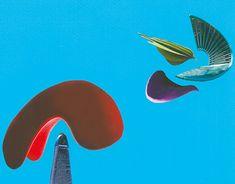"Hand - cut and Motion Collage, inspired by Antonioni's film ""Zabriskie Point"". Zabriskie Point, Cyan, Collage Art, New Work, Appreciation, Behance, Photoshop, Profile, Fine Art"