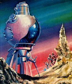 emmajerk:  Space War Gray Morrow
