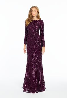 This sequin dress pu