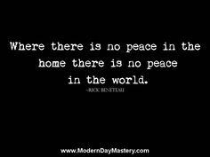 ENTER THE DOORWAY: http://ModernDayMastery.com #peace #love