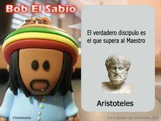 Bob El Sabio. El Maestro #bobelsabio #cita #quote