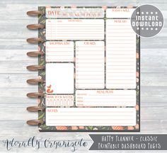 New Pictures daily planner layout Strategies Paper planners are effective only if you use them properly and regularly. Here are a few ways to get Create 365 Happy Planner, To Do Planner, Planner Layout, Planner Pages, Planner Ideas, Life Planner, Planner Stickers, Bloom Planner, Planner Inserts