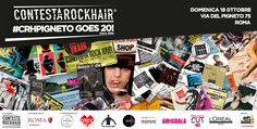 CRH PIGNETO goes TWENTY! | Contesta Rock Hair
