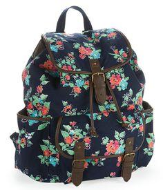 Cute Backpack. Me gusta los colores te verias bien con una