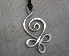 Big Celtic Pendant