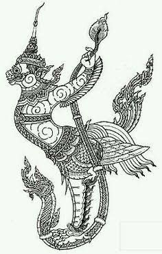 Image result for khmer tattoo