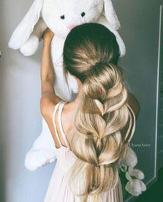 grafika hair, braid, and hairstyle