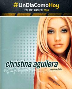 Christina Aguilera - Mi Reflejo - 12 de septiembre de 2000 Benjamin Mckenzie, Christina Aguilera, Three Sisters, September, Songs, Singers, Sweetie Belle, Girls