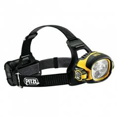 running gear -- ultra vario ultra-powerful multi-beam headlamp with ACCU 2 ULTRA rechargeable battery