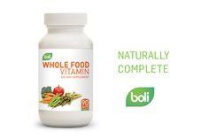 A Whole Food Vitamin