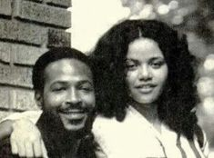 Marvin Gaye and Janis Gaye Foreign Celebrities, Black Celebrities, Celebs, Marvin Gaye, Divas, Vintage Black Glamour, Soul Singers, Toni Braxton, Black Actors