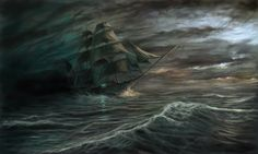 ship paintings | Your favourite painting (famous, paintings, artists, work)