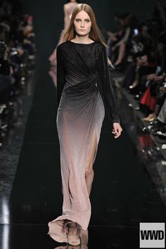 Elie Saab RTW Fall 2014 Photo by Giovanni Giannoni