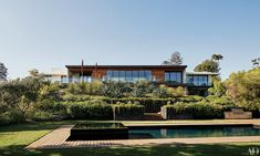 architectural digest jennifer aniston justin theroux mid century - - Yahoo Image Search Results
