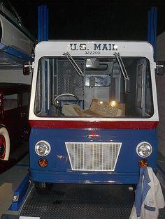 63 Studebaker Postal Truck by astude.geo, via Flickr