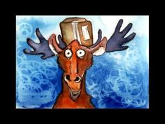 Elksin perinteinen JOULUSATU 2017 Lumen lahja - YouTube Moose Art, Youtube, Animals, Animales, Animaux, Animal, Animais, Youtubers, Youtube Movies