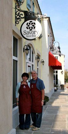 Savory Spice Shop in Raleigh has over 400 spices & Herbs and 140 proprietary blends, Cindy, Bob and staff can help you bring goodness to the table!