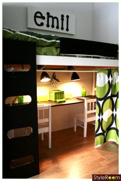 Great colors, great ideas- Edens bedroom make over