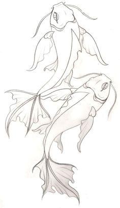 Koi Fish Tattoo: