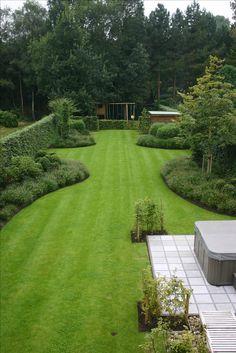 Philippe Haseldonckx Tuinarchitectuur aanleg tuin in Brasschaat