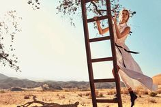 Toni Garrn Is A 'Prairie Rose' By Norman Jean Roy For Porter #7 Spring2015 - 3 Sensual Fashion Editorials   Art Exhibits - Women's Fashion & Lifestyle News From Anne of Carversville