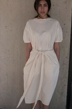 Cosmic Wonder Wrap Dress Natural - www.rennes.us