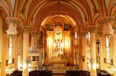 st. alphonsus church, the irish channel, new orleans