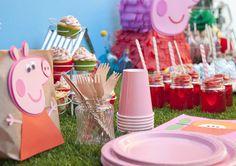 La fiesta de Peppa Pig (y de Alicia){by Azucarillos de Colores}