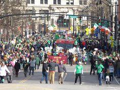 """Binghamton NY St. Patrick's Day Parade 3/5/16 """"The Parade"""" (slideshow)"""