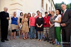 """Fotos vom """"Tag des offenen Ateliers"""" anlässlich der 9. Künstlerklausur in Stift Rein bei Graz  http://www.info-graz.at/grazer-galerien-graz-foto-fotos-photo-galerie-arts-kultur-kuenstler-ausstellung/overview/46900/15721_tag-des-offenen-ateliers-stift-rein-9-kuenstlerklausur-traditionsreich-kunst-kuenstler/"""