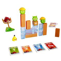 angry birds board game!