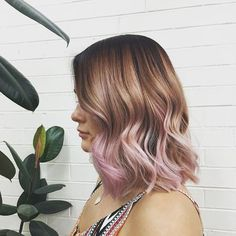 Loving this dusty pink #ColourMelt  #thefoxandthehair