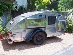 1938 Tear Drop Camper...Brought to you by #HouseofInsurance in #EugeneOregon