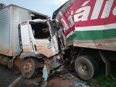 Grave acidente na BR-262 deixa vítima fatal