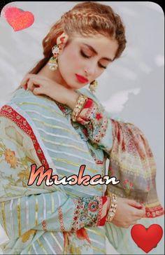 Pakistani Fashion Party Wear, Pakistani Formal Dresses, Indian Fashion, Girl Fashion, Fashion Dresses, Womens Fashion, Dps For Girls, Sajal Ali, Muslim Beauty