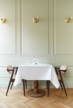 Gallery of Sample Dishes | Marianne Restaurant | Fine Dining Notting Hill, West London