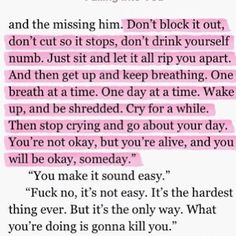 Super quotes about moving on after a breakup feelings things to ideas Motivacional Quotes, True Quotes, Best Quotes, Funny Quotes, Quotes On Hurt, Quotes About Hurt, Quotes About Crying, Ex Love Quotes, Wake Up Quotes
