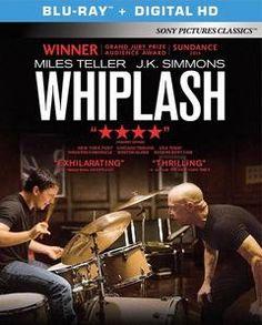 Whiplash (2014) Drama (BLURAY)  Oscar Nominated