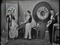 Johnny Cash - Folsom Prison Blues THP 1959 - http://music.artpimp.biz/blues-music-videos/johnny-cash-folsom-prison-blues-thp-1959/