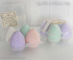 handmade bath bombs set