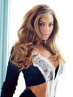 Beyonce. sexy, smart, independent -- everything a woman should be.