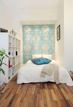Furniture for Small bedroom – interior design ideas Dream Bedroom, Home Bedroom, Bedroom Decor, Teen Bedroom, Bedroom Alcove, Bedroom Shelving, Bedroom Bookcase, Master Bedroom, Teenage Bedrooms
