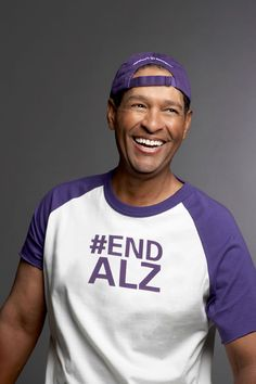 """""""The challenge is to convince people that this is something that could visit them tomorrow."""" - Bryant Gumbel, Alzheimer's Champion #ENDALZ"""