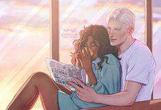 Hermione & Draco for @beachmomma77