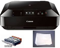 Edible Printer Bundle- Canon with Edible Inks and Frosting Sheets: Cake Decorating Games, Temporary Tattoo Sleeves, Temporary Tattoos, Edible Printer, Chocolate Transfer Sheets, Free Tattoo Designs, Most Popular Image, Cute Animal Photos, Fake Tattoos