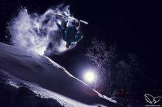 Photograph Pow backflip by Pierre Ekman on 500px