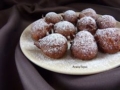 Hungarian Recipes, Donuts, Cake Recipes, Muffin, Food And Drink, Sweets, Breakfast, Ethnic Recipes, Food